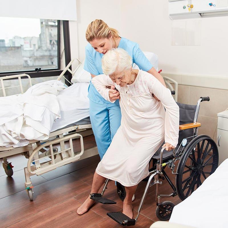 Assistenza ospedaliera diurna e notturna